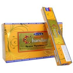 Encens Natural Serie Satya - Chandan - 15 grs -