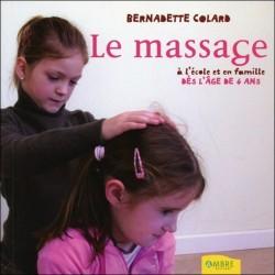 Le massage à l'école et en famille dès l'âge de 4 ans