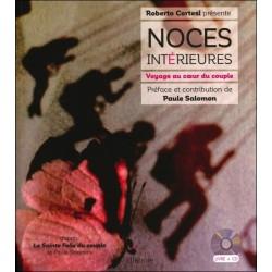 Noces intérieures - Voyage au coeur du couple - Livre + CD