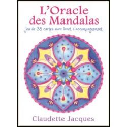 L'Oracle des Mandalas - Jeu de 38 cartes avec livret d'accompagnement
