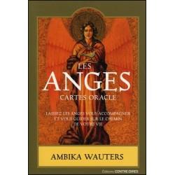 Les Anges - Cartes Oracle - Laissez les anges vous accompagner...