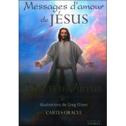 Messages d'amour de Jésus - Cartes Oracle