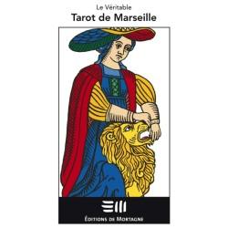 Le véritable Tarot de Marseille - Le jeu