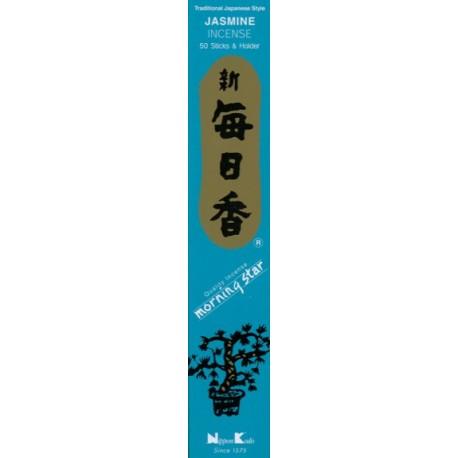 Encens japonais - Jasmin - boîte de 50 sticks