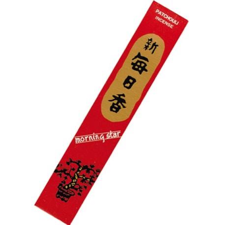 Encens japonais - Patchouli - boîte de 50 sticks