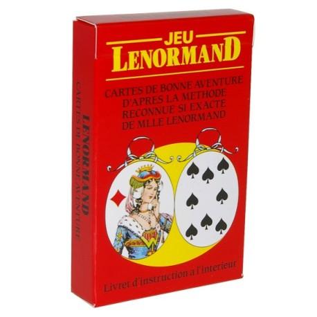 Jeu Lenormand