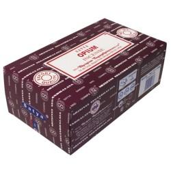 Encens Nag Champa Satya - Opium - 15 grs - lot de 12