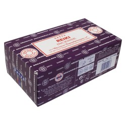 Encens Nag Champa Satya - Reiki - 15 grs - Lot de 12