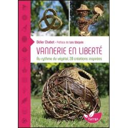 Vannerie en liberté - Au rythme du végétal. 20 créations inspirées