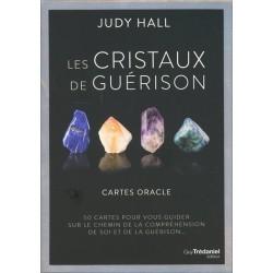 Les cristaux de guérison - Cartes oracle
