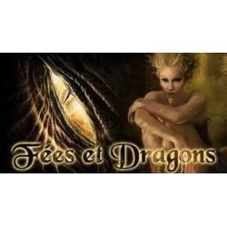 DRAGONS ET FEES
