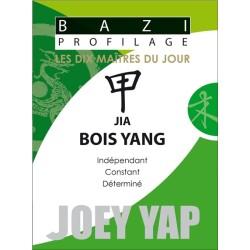 Bazi Profilage - Les Dix Maîtres du Jour - Jia : Bois Yang