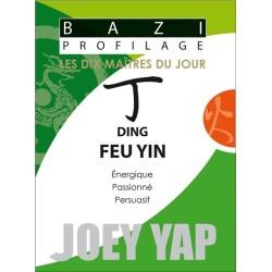 Bazi Profilage - Les Dix Maîtres du Jour - Ding : Feu Yin