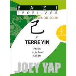 Bazi Profilage - Les Dix Maîtres du Jour - Ji : Terre Yin