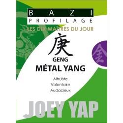 Bazi Profilage - Les Dix Maîtres du Jour - Geng : Métal Yang