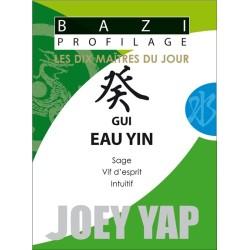 Bazi Profilage - Les Dix Maîtres du Jour - Gui : Eau Yin