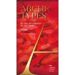 Archétypes - Jeu des six familles - Jeu de Tarot