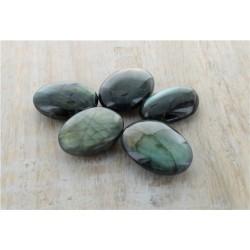 Pierres amulettes Labradorite - Lot de 5
