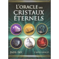 L'oracle des cristaux éternels - Cartes oracle