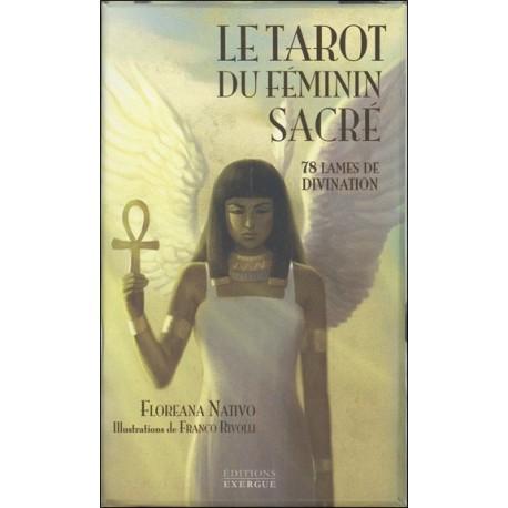 Le tarot du féminin sacré - 78 lames de divination