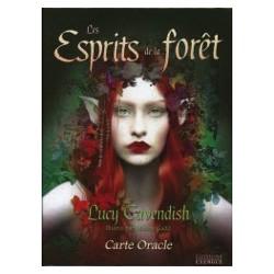 Les Esprits de la forêt - Carte oracle