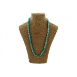Collier Pierres Brutes - Amazonite