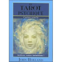 Le tarot psychique - Activez votre intuition ! Cartes oracle