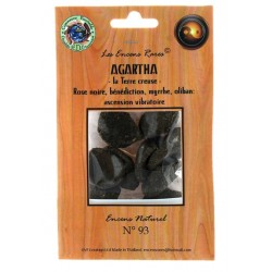 Encens rares : Agartha - La Terre creuse - Ascension Vibratoire - 25 gr.
