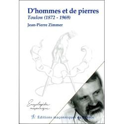 D'hommes et de pierres - Toulon (1872-1969)