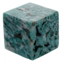 Cube Amazonite Graphique