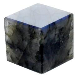 Cube Labradorite
