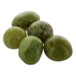 Pierres Roulées Opale Verte - 500 grs