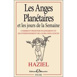 Les Anges Planétaires et les jours de la Semaine