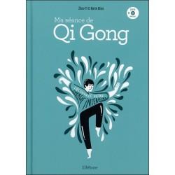 Ma séance de Qi Gong - Découvrez votre énergie intérieure - Livre + DVD