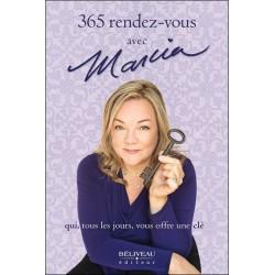 365 rendez-vous avec Marcia qui, tous les jours, vous offre une clé