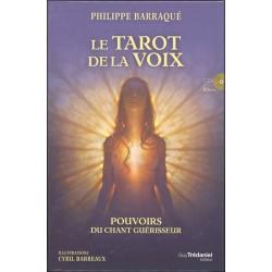 Le tarot de la voix - Pouvoirs du chant guérisseur - Cartes + CD