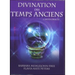 Divination des temps anciens - Cartes Oracle