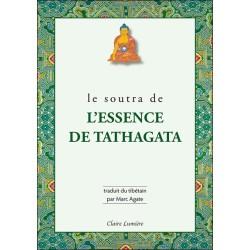 Le Soutra de l'essence de Tathagata