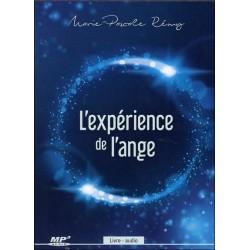 L'expérience de l'ange - Livre audio CD MP3