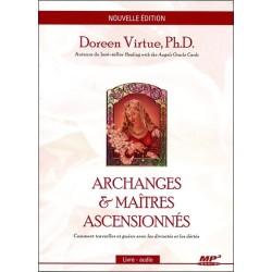 Archanges & maîtres ascensionnés - Comment travailler et guérir avec les divinités et les déités - Livre audio CD MP3