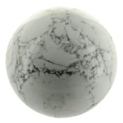 Sphère Howlite - 8 à 9 cm
