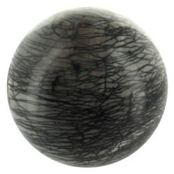 Sphère Jaspe Araignée (Net Jasper) - 8 à 9 cm