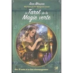 Le Tarot de la Magie verte - Avec 78 cartes et un livre d'accompagnement