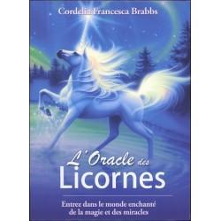 L'Oracle des Licornes - Entrez dans le monde enchanté de la magie et des miracles