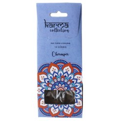 Encens Karma Collection Cônes Nag Champa