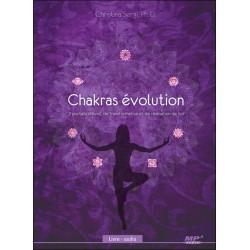Chakras évolution - 7 portails d'éveil. de transformation et de réalisation de Soi - Livre audio CD MP3