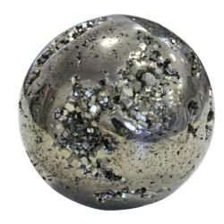 Sphère Pyrite - Pièce entre 400 et 600 Gr