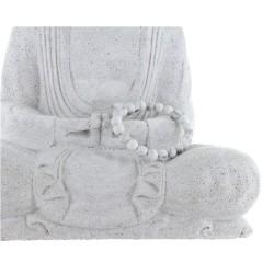 Bracelet mala tibétain - Howlite blanche - Lot de 5