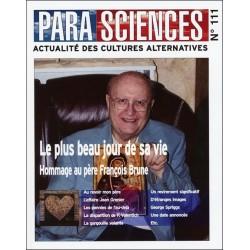 Parasciences - Revue trimestrielle - N°111