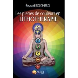 Les pierres de couleurs en lithothérapie